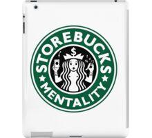 Storebucks iPad Case/Skin