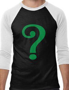Riddle Men's Baseball ¾ T-Shirt
