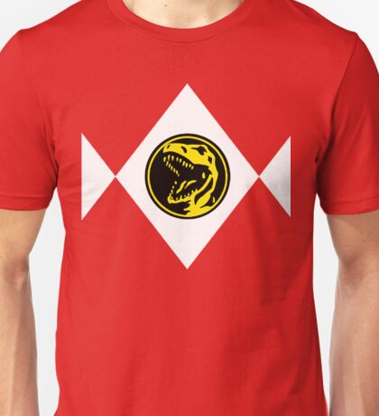 mighty morphin power ranger Unisex T-Shirt