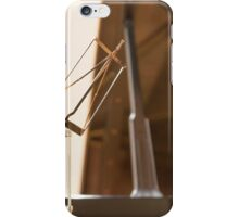 music stand iPhone Case/Skin