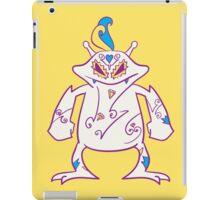 Electabuzz Popmuerto | Pokemon & Day of The Dead Mashup iPad Case/Skin