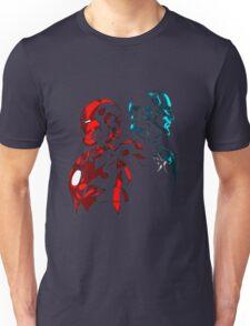 Captain Iron Unisex T-Shirt