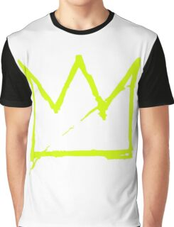 Crown (Green) Graphic T-Shirt