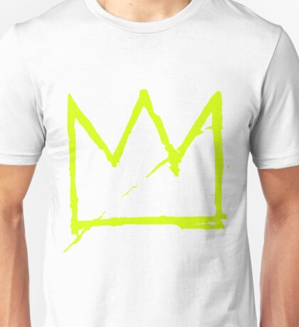 Crown (Green) Unisex T-Shirt
