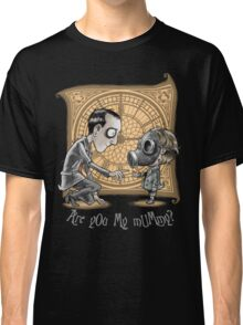 I Am Not Your Mummy Classic T-Shirt