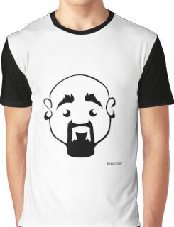 Steve - The white collection Graphic T-Shirt