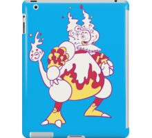 Magmar Popmuerto | Pokemon & Day of The Dead Mashup iPad Case/Skin