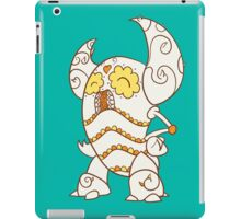Pinsir Popmuerto | Pokemon & Day of The Dead Mashup iPad Case/Skin