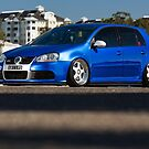 Ray's Airbagged VW R32 Golf by HoskingInd