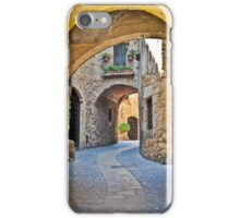 Medieval Arch iPhone Case/Skin