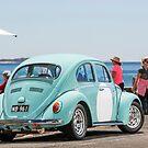 Nick Blunk 1961 VW Beetle by HoskingInd