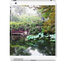Nature's Mirror, Photo / Digital Painting  iPad Case/Skin