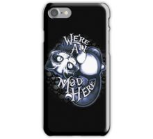 Cheshie - Mad Tee Party iPhone Case/Skin