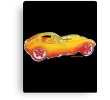 Sports Racer Canvas Print