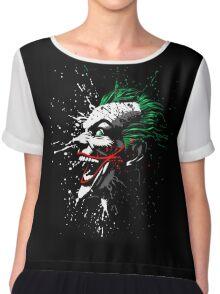 Joker Chiffon Top