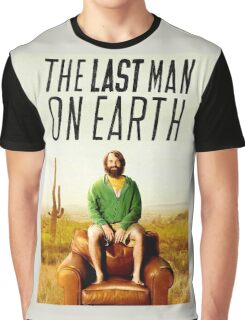 Last Man on Earth Graphic T-Shirt