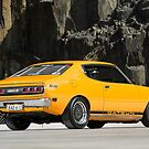 Firas' Datsun 180 Coupe (610) by HoskingInd