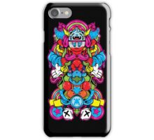 The Devil and His Candy Machine iPhone Case/Skin