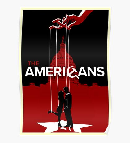 Americans Poster