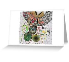 Hope & Joy Greeting Card