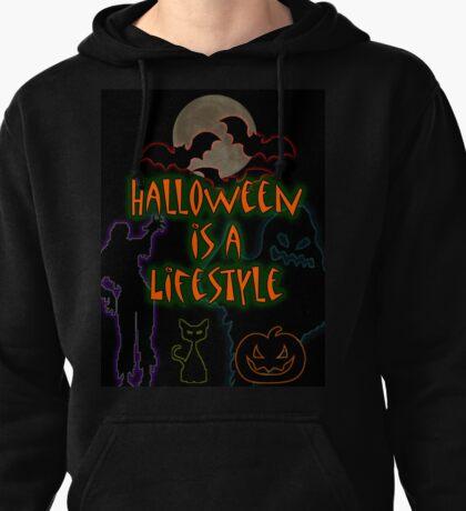 Halloween Lifestyle Pullover Hoodie