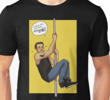 Mac strips for the gang. Unisex T-Shirt