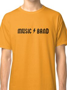 30 Rock Steve Buscemi Music Band Classic T-Shirt