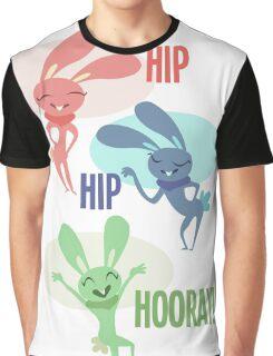 Hip Hip Graphic T-Shirt
