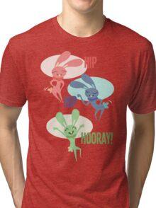 Hip Hip Tri-blend T-Shirt