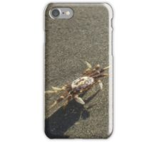 Float on, Little Crab iPhone Case/Skin