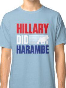 harambe bone Classic T-Shirt