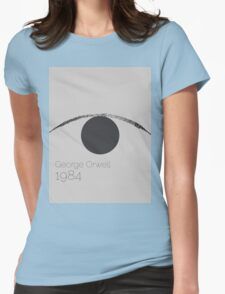 1984 - George Orwell  Womens Fitted T-Shirt