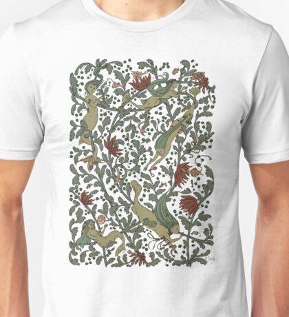 Mermaid tangle Unisex T-Shirt