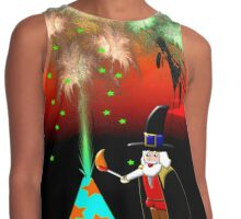 Guy Fawkes Night 5th November Contrast Tank