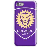 ORLANDO CITY iPhone Case/Skin