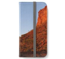 Sunrise at the Kennedy Ranges WA iPhone Wallet/Case/Skin