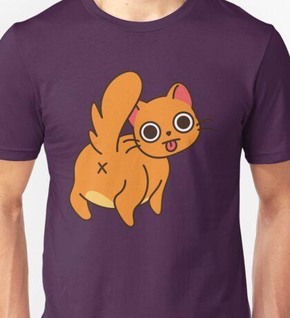 Sass Cat Unisex T-Shirt