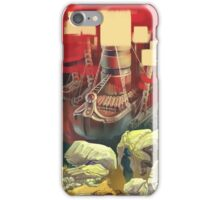 Red Ships iPhone Case/Skin