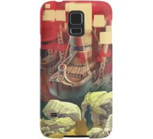 Red Ships Samsung Galaxy Case/Skin