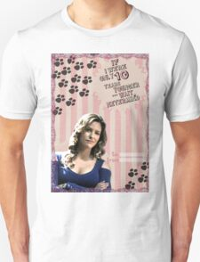 My Teenwolfed Valentine [If I Was 10 Years Younger...] T-Shirt