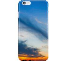 Sundown Clouds iPhone Case/Skin