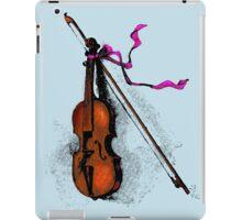 Violin & Ribbon iPad Case/Skin