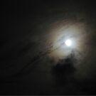 Moon by Marlene  Klausen