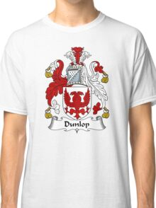 Dunlop Coat of Arms / Dunlop Family Crest Classic T-Shirt