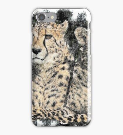 Cheetah Siblings iPhone Case/Skin