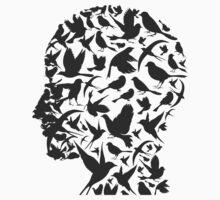 Bird a head T-Shirt