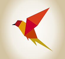 Bird abstraction by Aleksander1