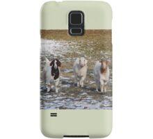 The Three Goats Samsung Galaxy Case/Skin