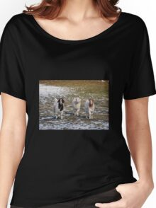 The Three Goats Women's Relaxed Fit T-Shirt