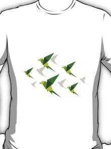 Bird abstraction T-Shirt
